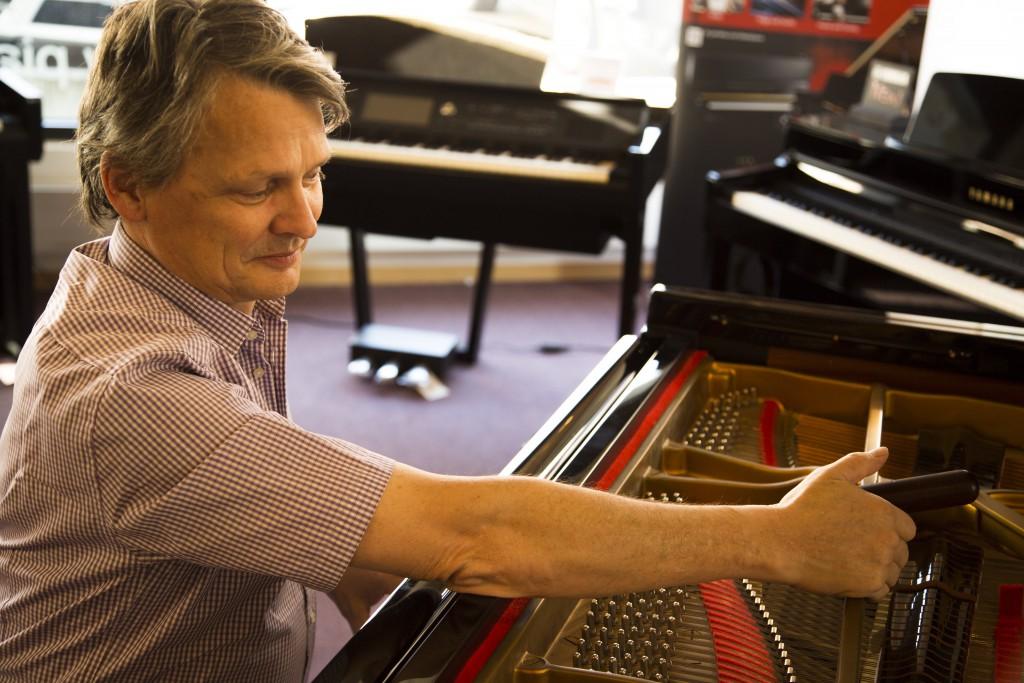 Klavier stimmen