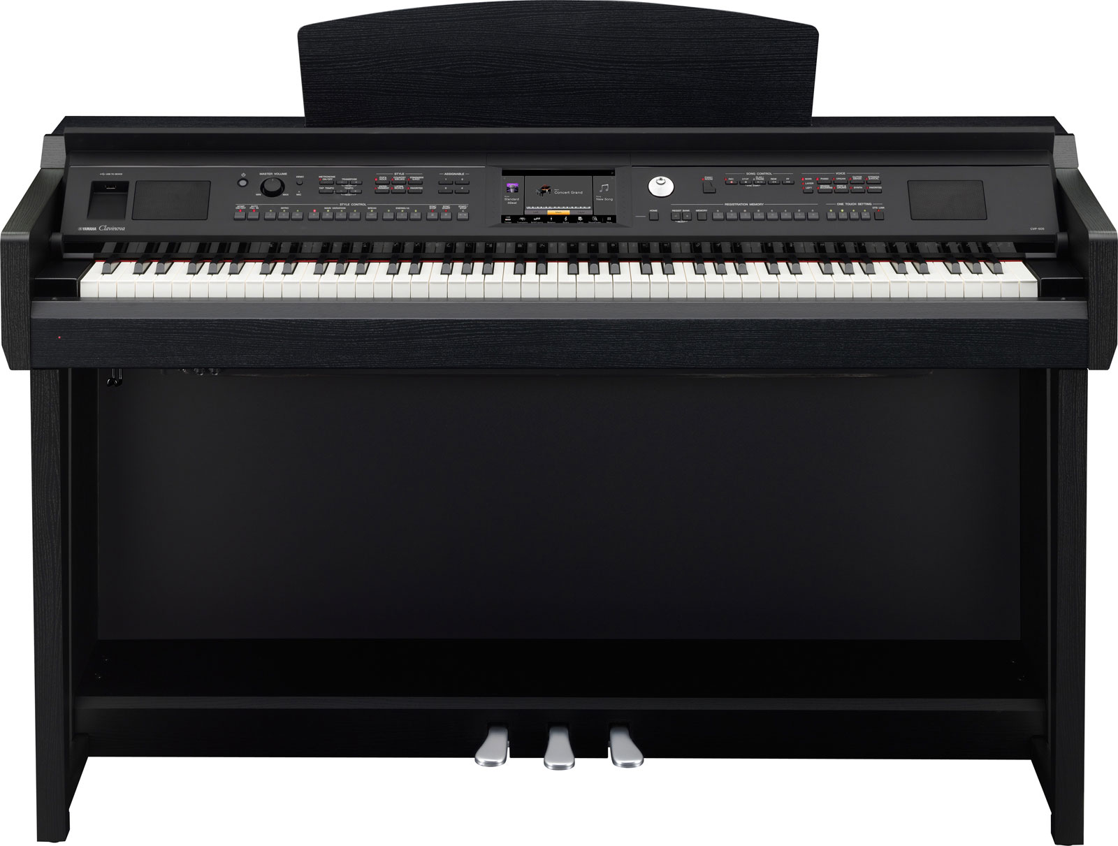 piano herzig ag yamaha clavinova cvp 705. Black Bedroom Furniture Sets. Home Design Ideas