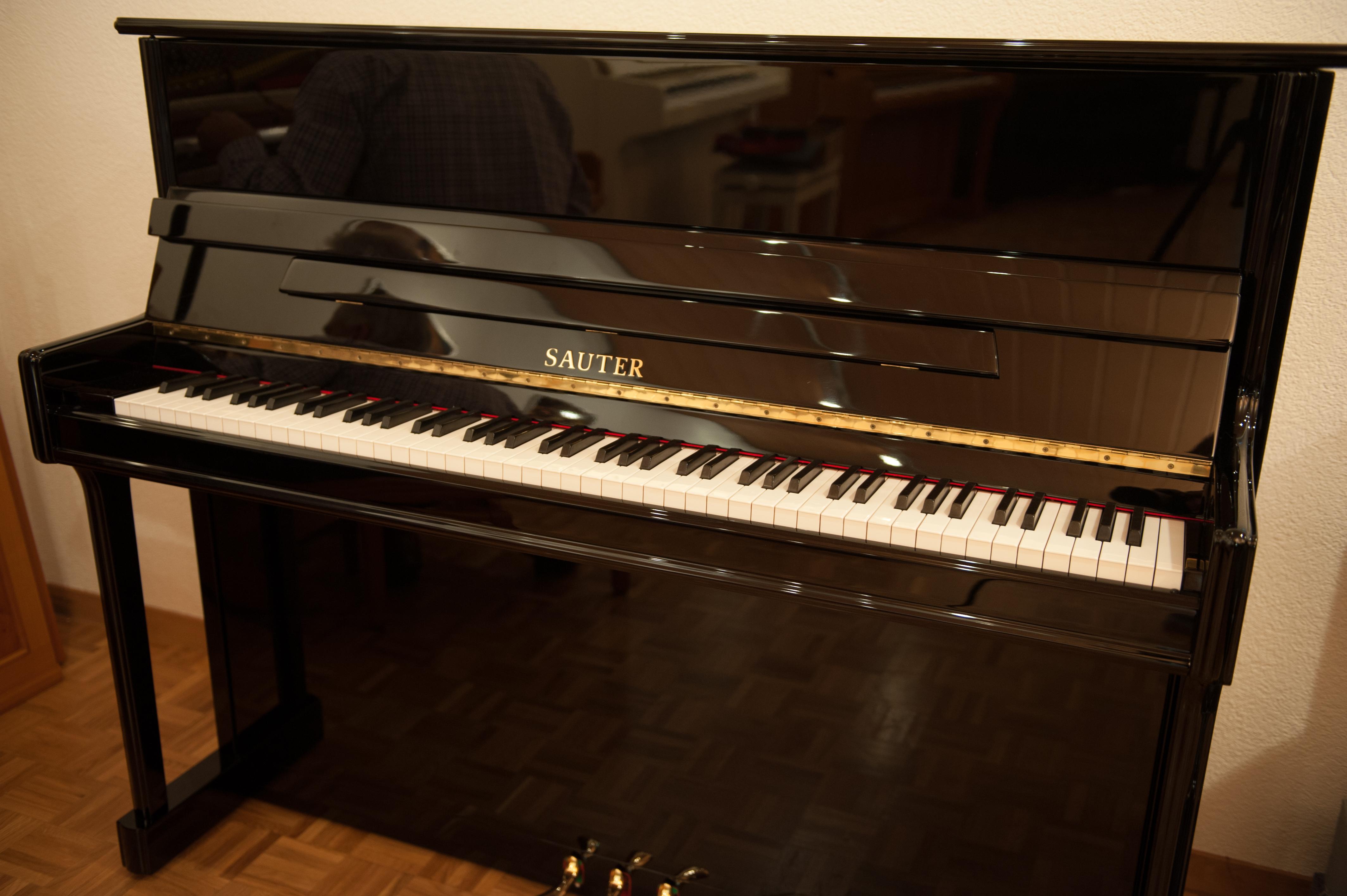 Sauter klavier gebraucht