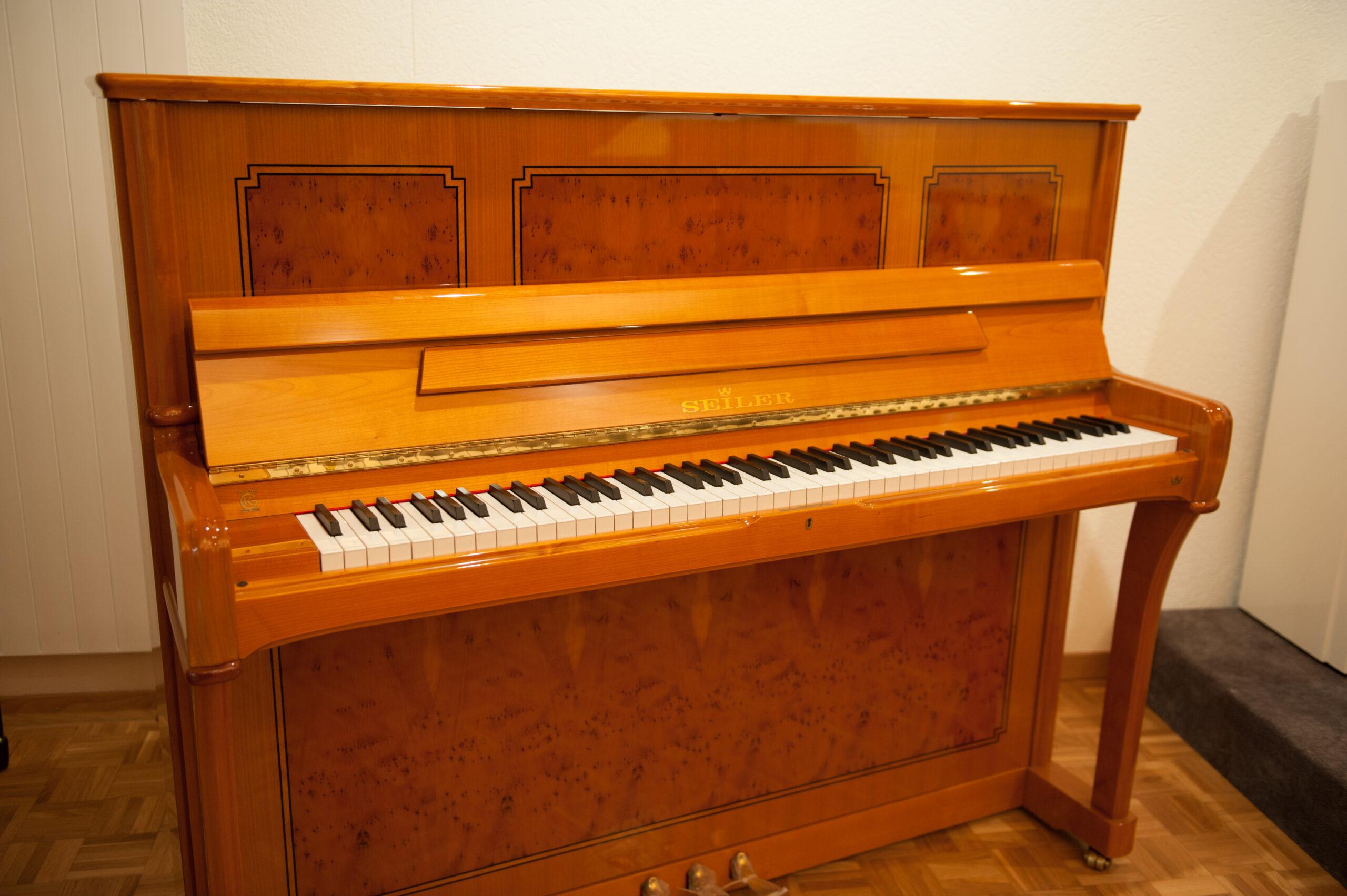 Seiler Klavier Vienna 122
