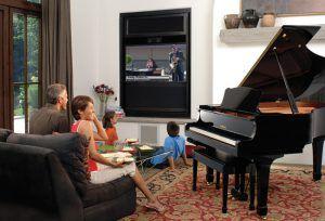 Yamaha Disklavier Enspire TV