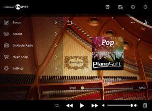 Yamaha Enspire App